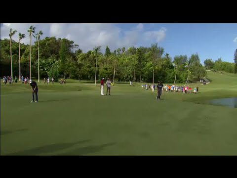 PGA Grand Slam of Golf: Martin Kaymer