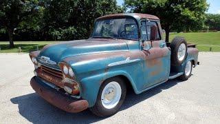 1958 Chevrolet Apache Truck 5.3L LS Patina