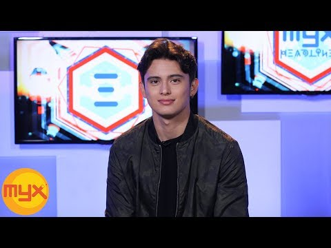 JAMES REID Talks About His Music Video For