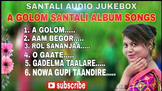 Gambar cover Santali Songs Collection || A GOLOM ALBUM SONGS || Red Eyes Films.