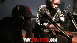 Still Fresh, S.Pri Noir, Sircass, Taïro et Brulé -  Freestyle Radio Générations