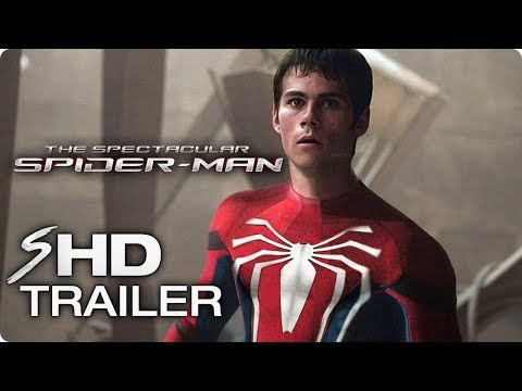 THE SPECTACULAR SPIDERMAN 2019   1  Dylan O'Brien Multiverse Marvel Sony Concept