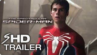 THE SPECTACULAR SPIDER-MAN - Teaser Trailer Concept #1 - Dylan O'Brien Marvel Sony