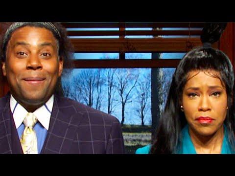 "Black People Are Mad At SNL Gorilla Glue Skit ""We Are Not Stupid People"""