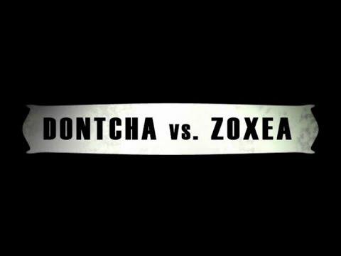Menace sur la Planète RAP - Dontcha vs Zoxea (Live à Skyrock)