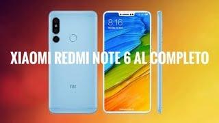 Xiaomi Redmi Note 6 Oficial ya es una Realidad - Imágenes Reales