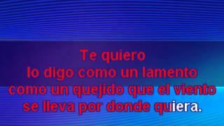 Karaoke Alejandro Fernández - Como quien pierde una estrella