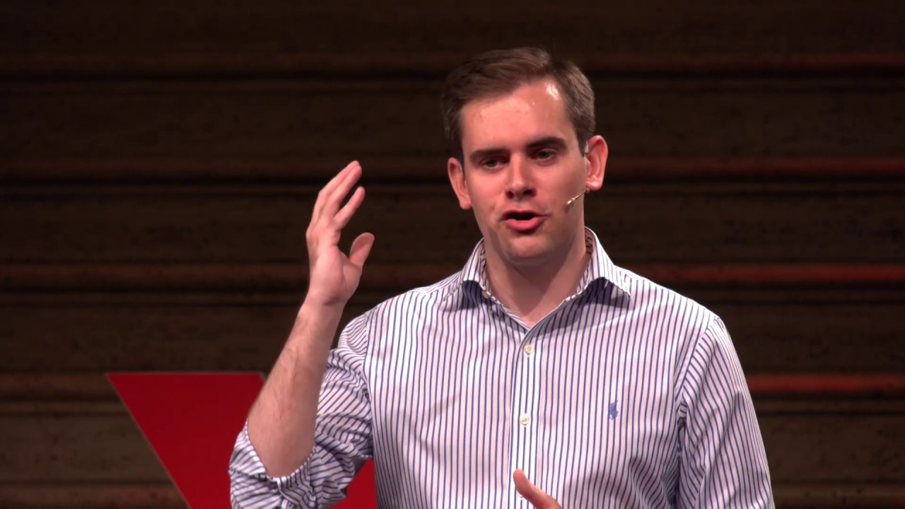 The power and tension of authenticity  | Fergal McFerran | TEDxStormont