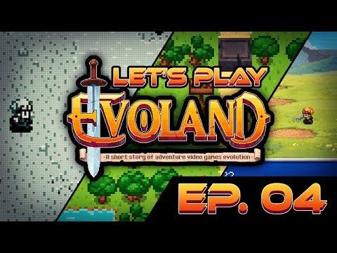 Mastozz plays: Evoland [P4] |