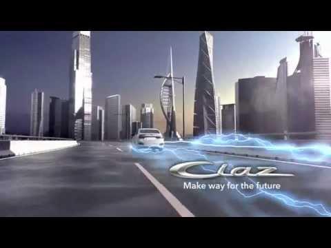 Maruti Suzuki Ciaz Smart Hybrid new ad