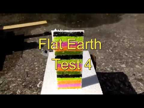 Flat Earth Test 4 thumbnail
