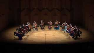 David Popper-Concert Polonaise, Op 14 for 12cellos (Arranged by Sung-Min Ahn)