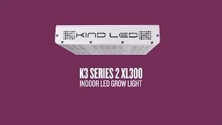 K3 Series 2 XL300 LED Grow Light
