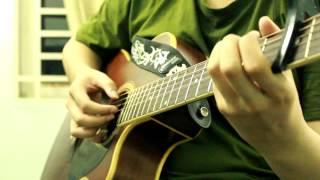 Chiếc lá vô tình - Guitar solo