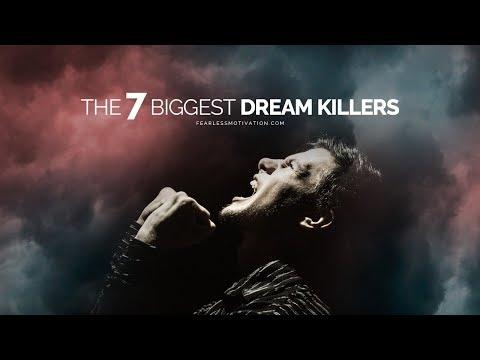 Fearless Motivation - The 7 Biggest Dream Killers mp3 baixar