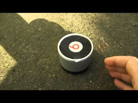 beats.by.dr.dre BEATBOX portable speaker FULL REVIEW