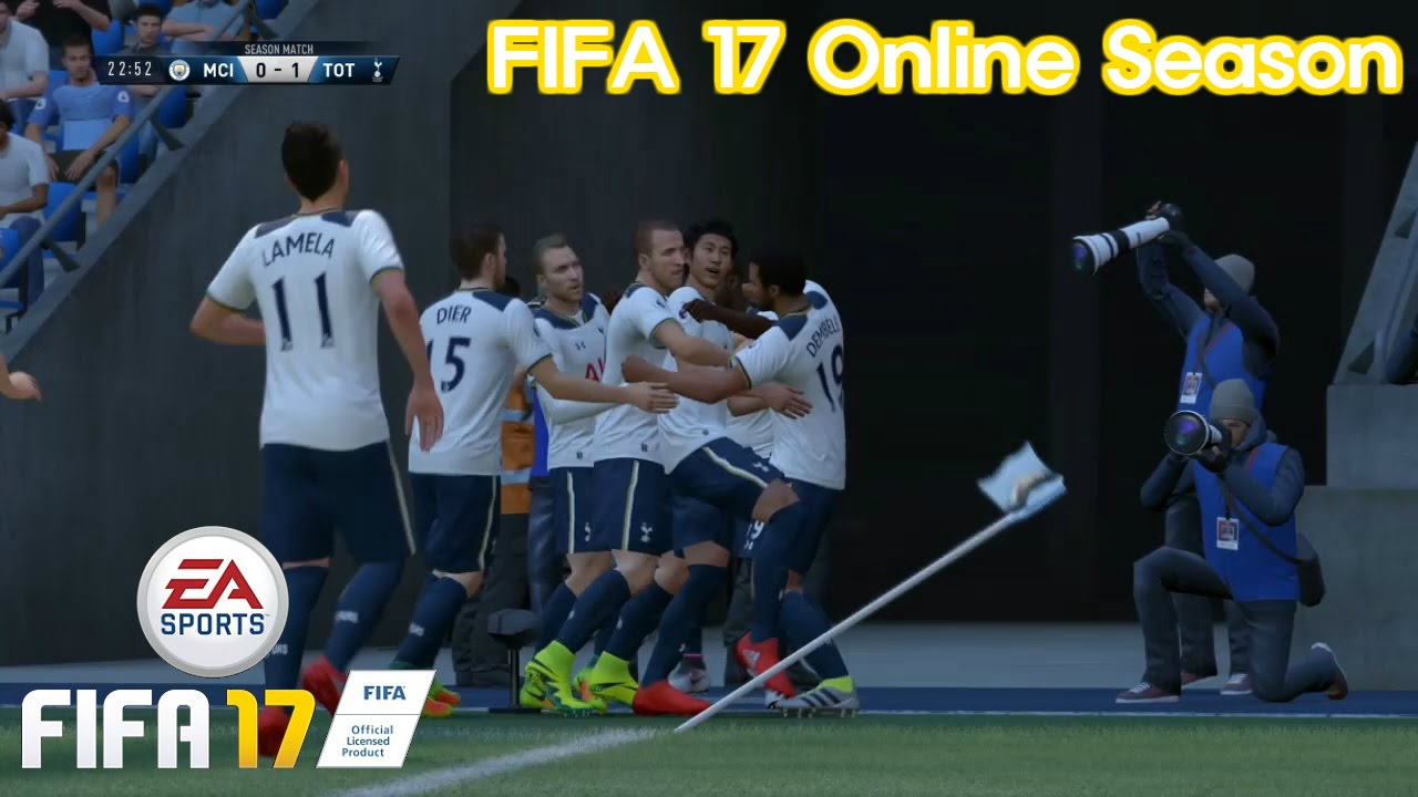 how to play fifa 17 online ps4