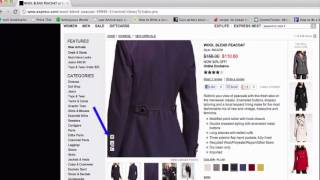 Shopping Online with Express Coupons