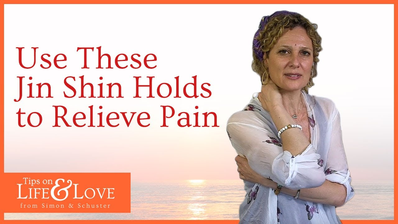 3 Simple Jin Shin Holds To Relieve Pain