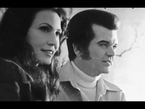 Conway Twitty & Loretta Lynn  -- The One I Can't Live Without
