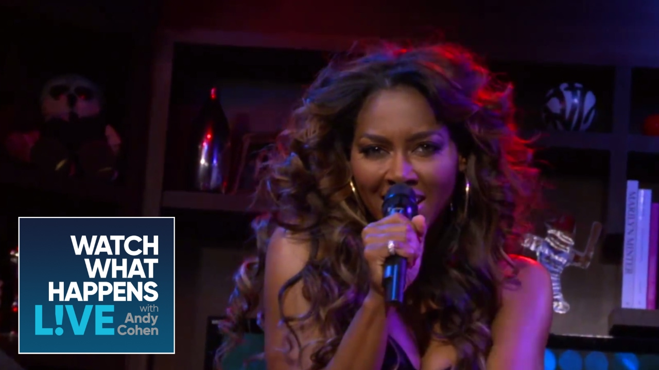 Kenya Moore Gone With The Wind Fabulous Rhoa Wwhl Youtube