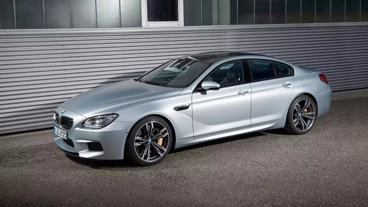 Bmw M6 2017 Car Review