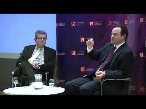 George Papaconstantinou at LSE