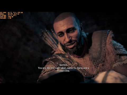 "Assassin's Creed: The Hidden Ones Walkthrough Part 12 - ""No Chains Too Thick"" 