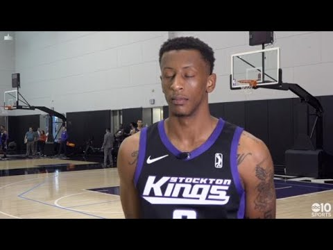 Kings two-way player Troy Williams on his journey to Sacramento
