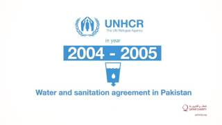 UNHCR Partnership with Qatar Charity