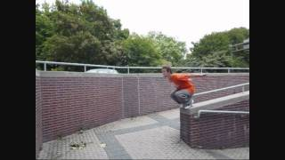 Parkour in Böblingen