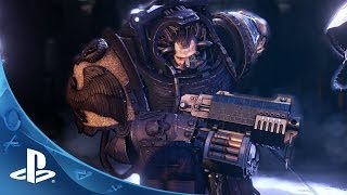 Space Hulk - Deathwing - Summer Trailer | PS4