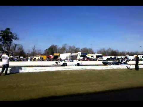 Thankgiving Mountain Motor Shootout - Coastal Plains Dragway 11-19-11
