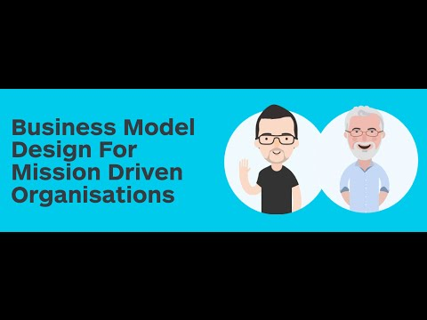 Webinar with Steve Blank: Business Model Design For Mission Driven Organizations