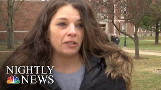 Mass Shooting Averted At Indiana Middle School | NBC Nightly News