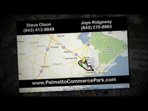 Buldings, Businesses, and Offices of Palmetto Commerce Pk