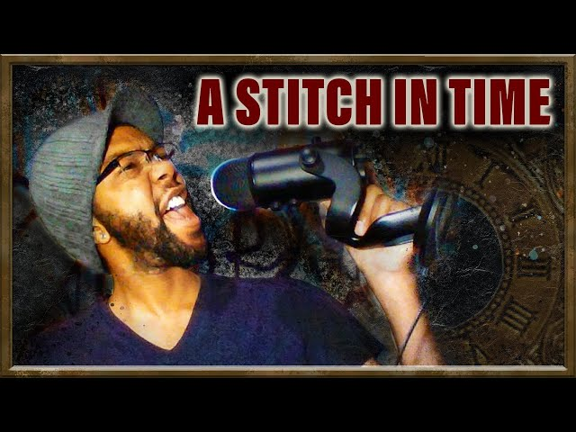 A Stitch In Time: Pardon me