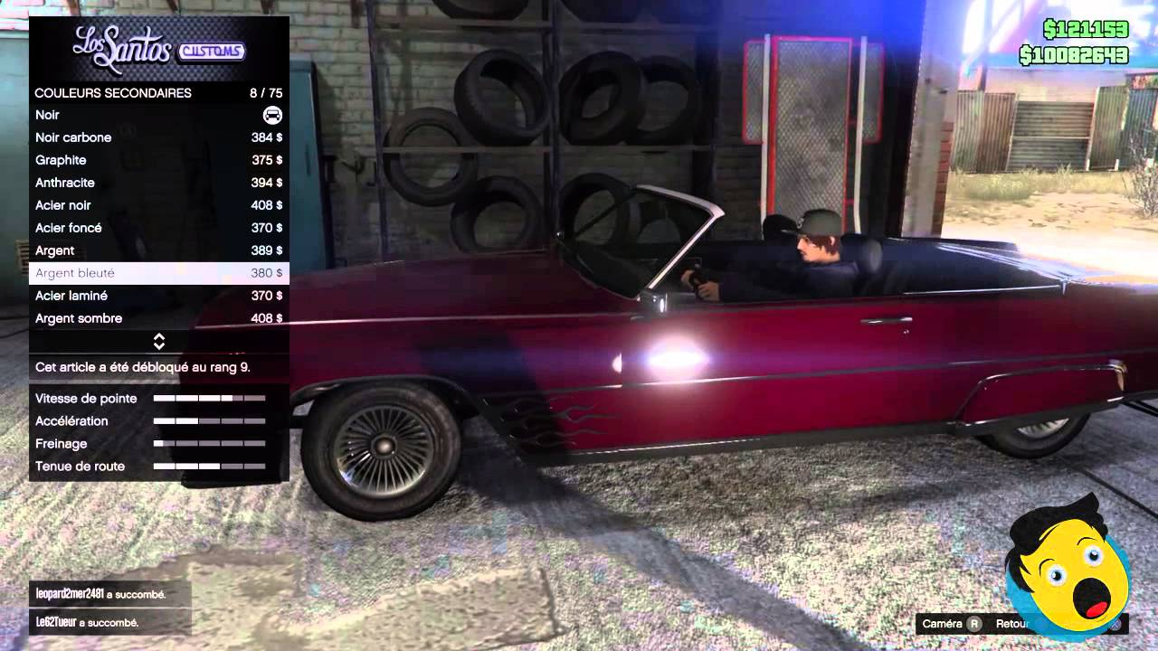 gta5 online voiture d capotable petit budget pimp my ride 3 youtube. Black Bedroom Furniture Sets. Home Design Ideas