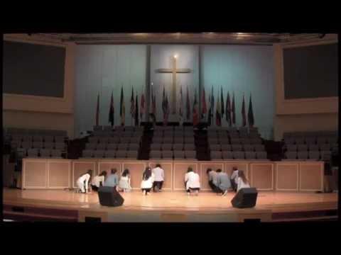 PIF Easter Dance 2014: Forever Alive by Kari Jobe/Hillsong