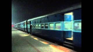 IRFCA Inaugural Run of Express Train 15616 Dekargaon (Tezpur) - Kamakhya Intercity Express thumbnail