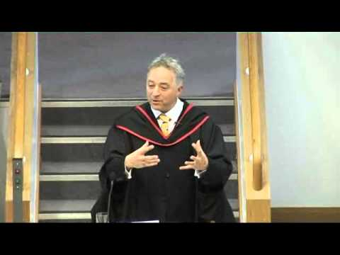 Inaugural Lecture of Professor Frank Cottrell Boyce - Professor of Reading and Communication
