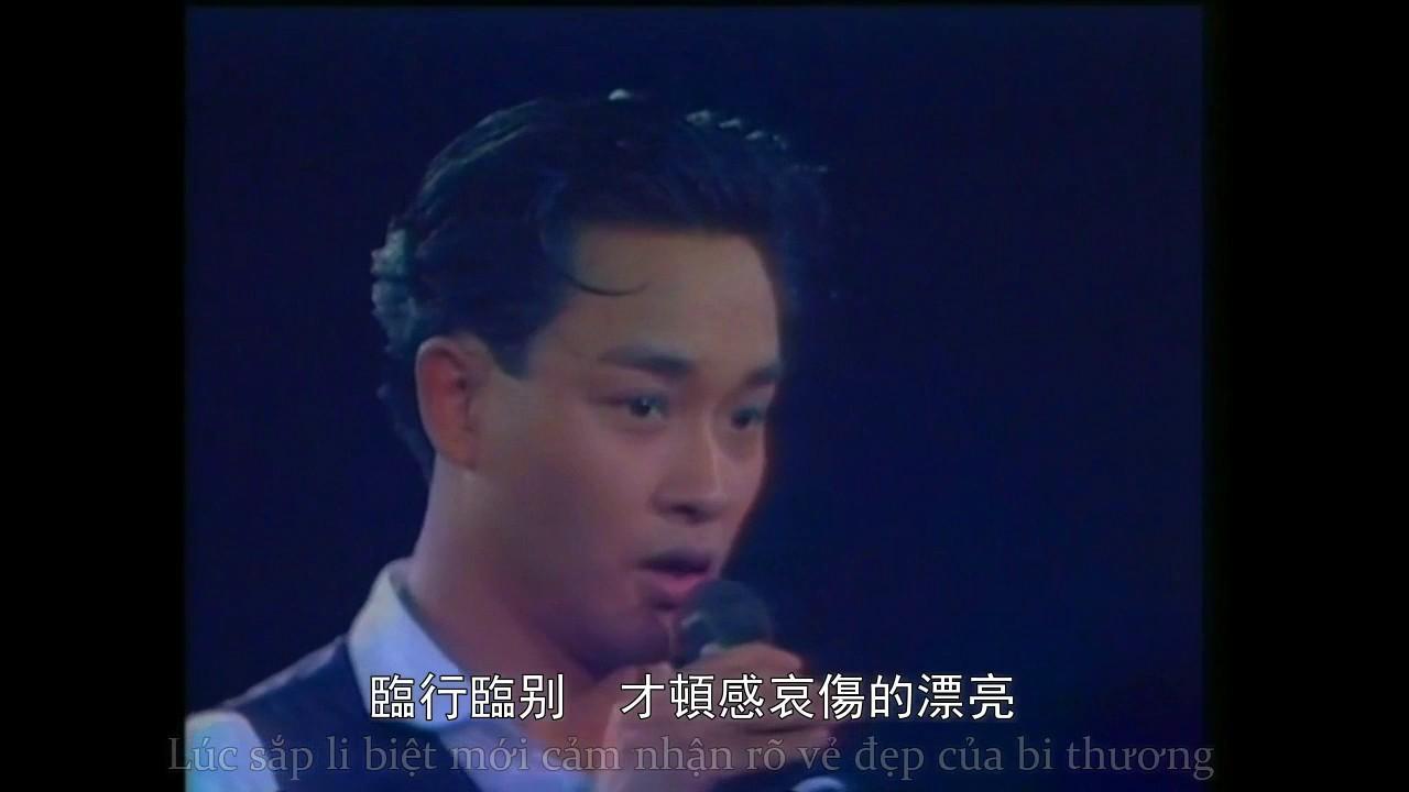 [Vietsub] 千千阙歌 Thiên thiên khuyết ca (Final encounter 89) – 張國榮 Trương Quốc Vinh