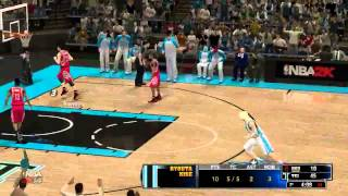 Gameplay | NBA 2k14 PC | Kuroko No Basket | Patch
