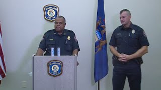 GRPD announces findings in investigation of officer