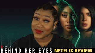 Behind Her Eyes Netflix Review- LOUISE SHOULD'VE MINDED HER BUSINESS