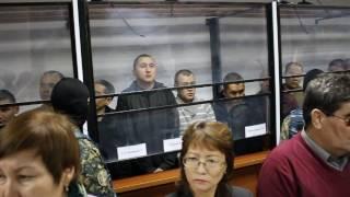 Суд по делу теракта в городе Актобе