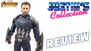 Hot Toys Infinity War Captain America Review