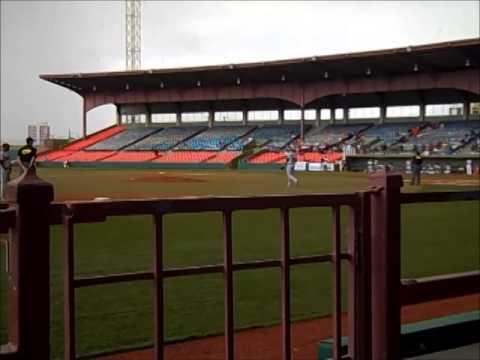 Puerto Rico Winter League Baseball  Ponce vs Mayaguez