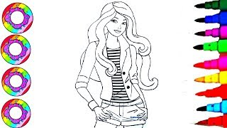 Colouring Drawing Pages Disney