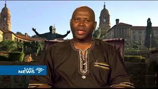 Dr. Somadoda Fikeni gives analysis on the Zimbabwe situation